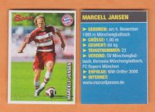 Bayern Munich Marcell Jansen Germany
